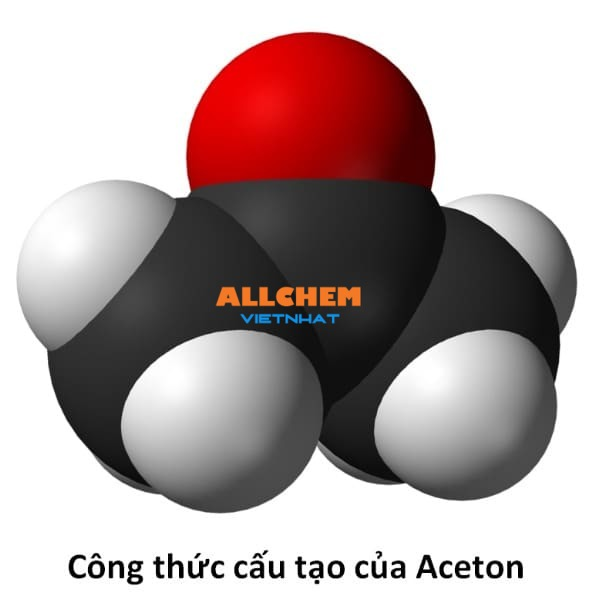 Hóa chất Acetone là gì và có công thức như thế nào?