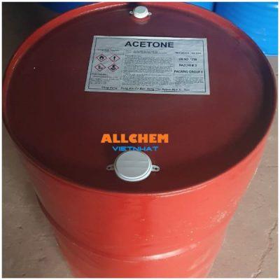 Acetone, axeton, C3H6O 99% min