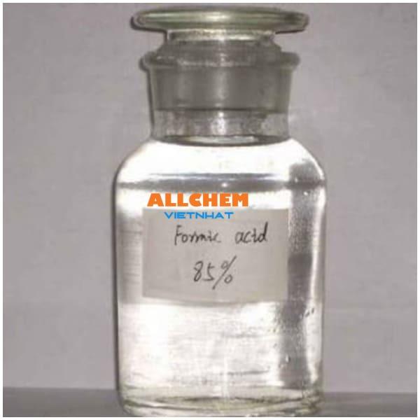 Hóa chất Axit formic là gì?