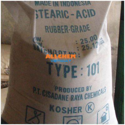 Axit stearic – stearic acid 99% min – c18h36o2 – sáp trứng cá