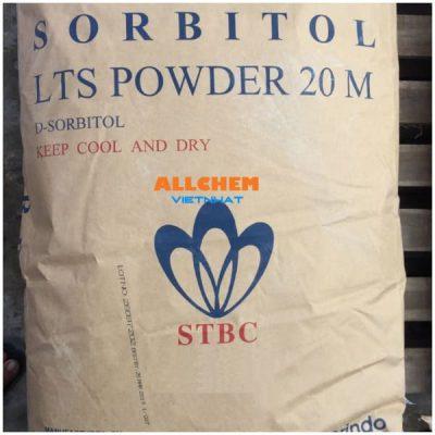 Sorbitol, C6H14O6, chất tạo ngọt