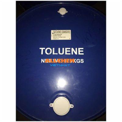 Toluen, C7H8, dung môi công nghiệp