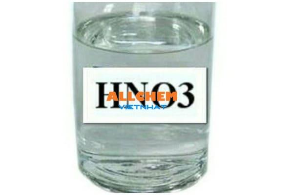 Hóa Chất Axit nitric, HNO3 là gì?