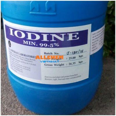 Iodine, Iot iodine hạt 99%
