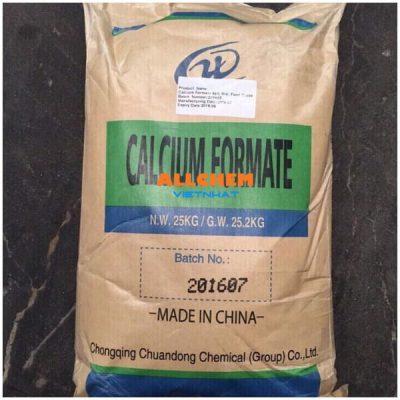 Calcium formate, Ca(HCOO)2, Soda lạnh