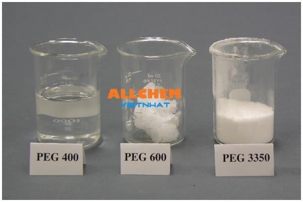 Polyethylene Glycol là gì?