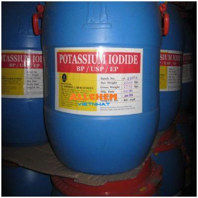 Potassium iodide, KI, Kali Iodide