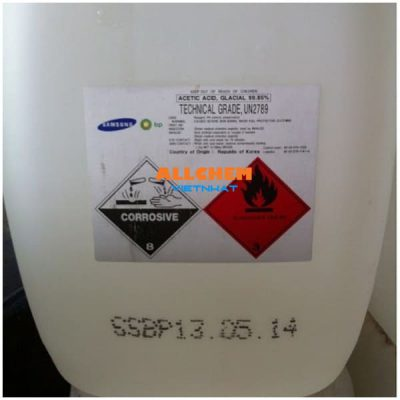 Axit acetic – CH3COOH – giấm công nghiệp – acetic acid