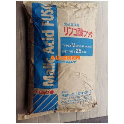 AxitMalic, Malic Acid, C4H6O5 99% min, Chất tạo chua