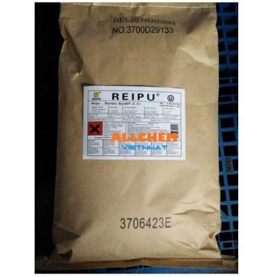 Axit sorbic, C6H8O2, Sorbic acid, E200