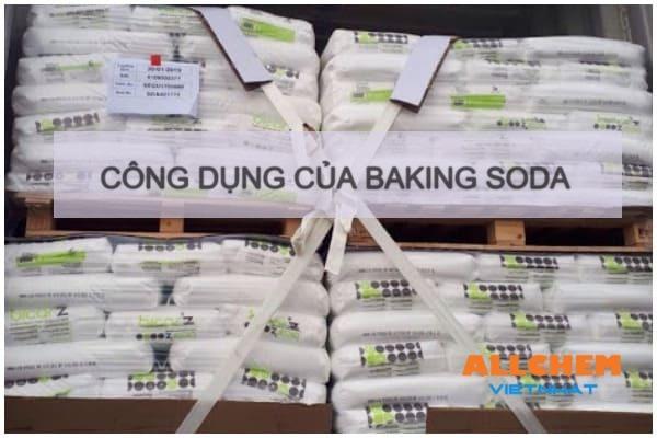 Baking powder, bột nở