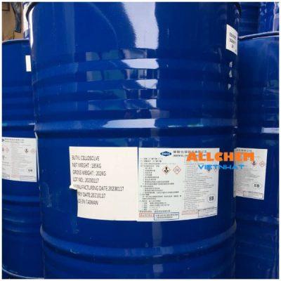 Butyl Cellosolve Solvent, BCS, C4H9OC2H4OH
