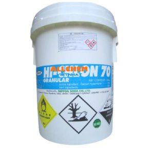 Clorin Hi-chlon, Chlorine Nippon 70% - Mua Bán Giá Rẻ