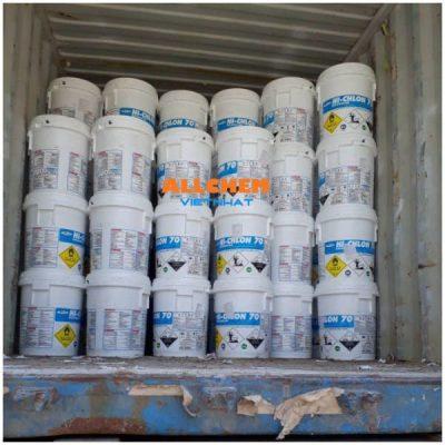 Chlorine Nippon, Clorin Hi-chlon 70%