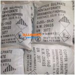 Hóa chất đồng sunfat, copper sulfate, cuso4 24.5% min - Giá Tốt?