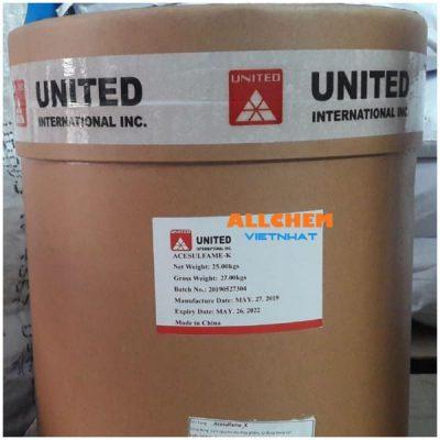 Acesulfame K, acesulfame potassium, E950