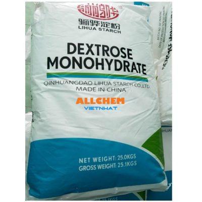 Đường Dextrose Anhydrous, C6H12O6 99.5% min