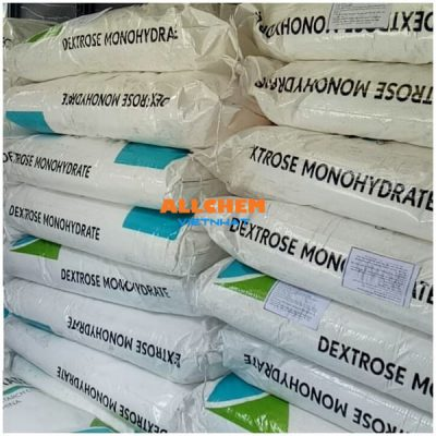 ĐườngDextrose monohydrate, C6H12O6, đường gluco