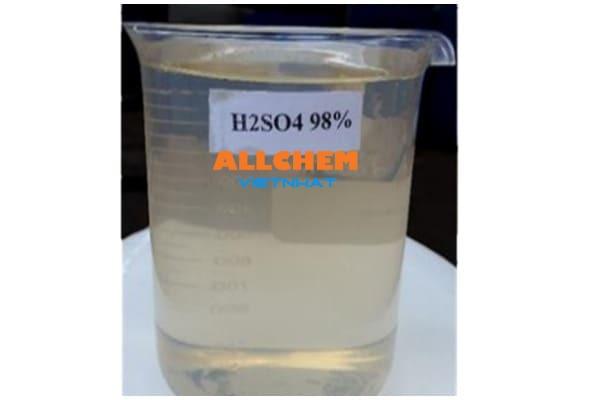 Hóa chất axit sunfuric là gì?