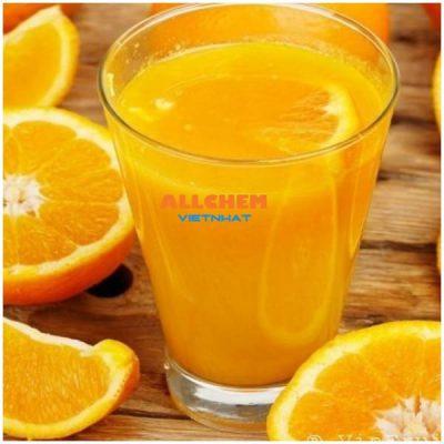 Hương cam, Orange Flavor