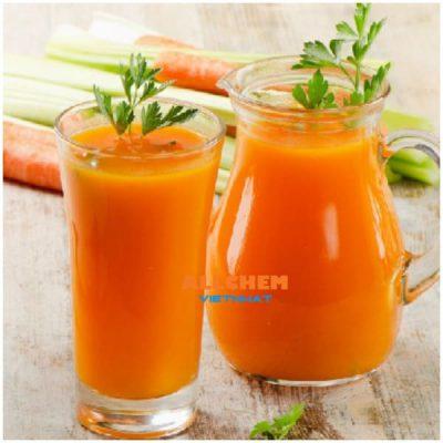 Hương Carot, Carrot Flavor