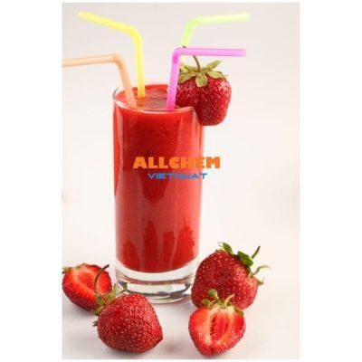 Hương Dâu, Strawberry Flavor