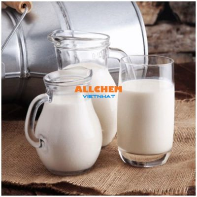 Hương Sữa, Milk Flavor