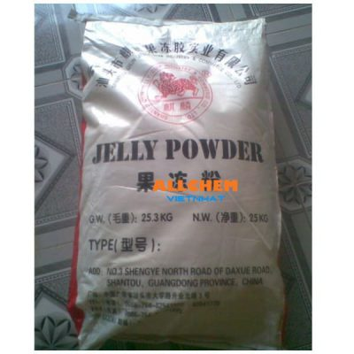 Jelly powder, Bột rau câu