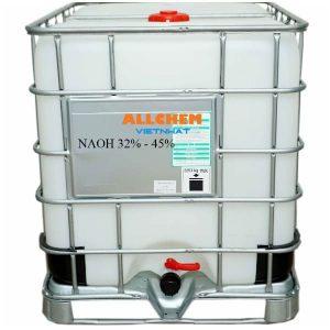 Hóa Chất Xút Nước, Natri hiđroxit, NaOH 32-50% - Mua Bán