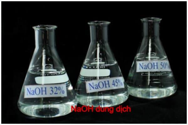 Natri hiđroxit, NAOH, xút lỏng -Mua Bán