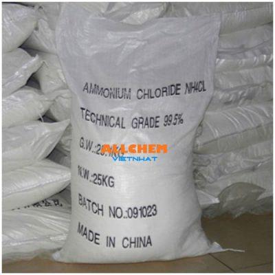 Amoni clorua, Nh4cl, ammonium chloride, muối lạnh