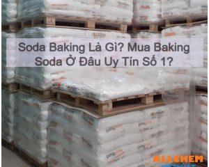 Soda baking là gì? Mua Baking Soda Ở Đâu Uy Tín Số 1?