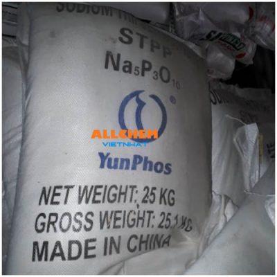 STPP (Sodium Tripolyphosphate), Na5P3O10 94% min