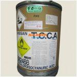 Hóa chất Tcca, trichloroisocyanuric acid, C3Cl3N3O3-Giá Tốt