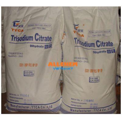 Trisodium Citrate, SodiumCitrate, Natri xitrat