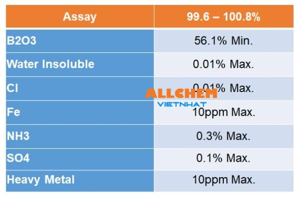 Hóa Chất Axit Boric, H3BO3 - Mua Bán Ở Đâu Giá Rẻ