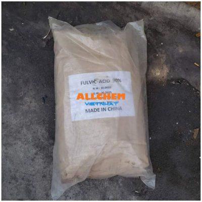 Axit fulvic , Fulvic acid 90%min