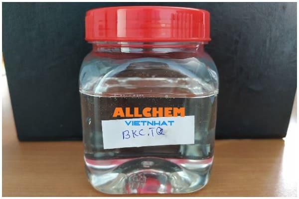 Benzalkonium Chloride 80%, BKC Trung Quốc - Bán Hóa Chất