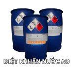 Hóa Chất BKC Anh, Benzalkonium Chloride 80% - Giá Rẻ