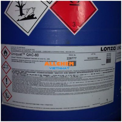 BKC Mỹ, Benzalkonium Chlorid 80%