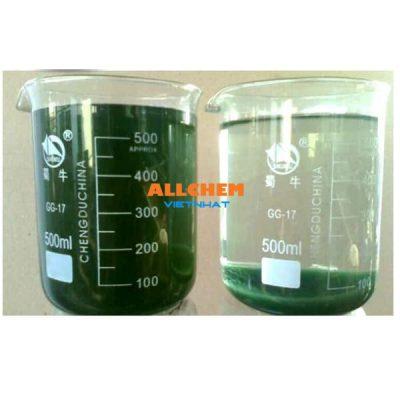 Clean Water CW-01, Chất khử màu