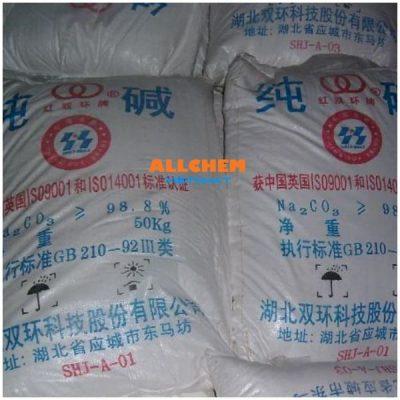 Natri cacbonat, Soda ash light 99.2% min