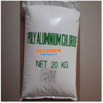 PAC trắng 31%, Poly Aluminium Chloride, Hóa chất xử lý nước cấp