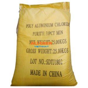 PAC vàng 31%, Poly Aluminium Chloride - Mua Bán Hóa Chất