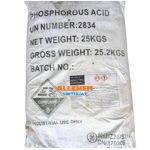 Phosphorous acid, Axit photphoro, H3PO3 98.5% - Mua Bán