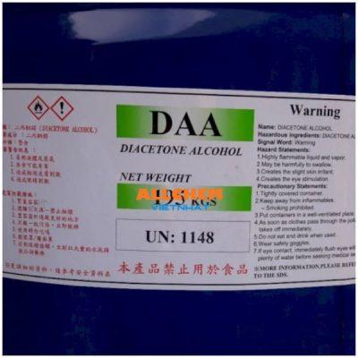 Diacetone alcohol, DAA